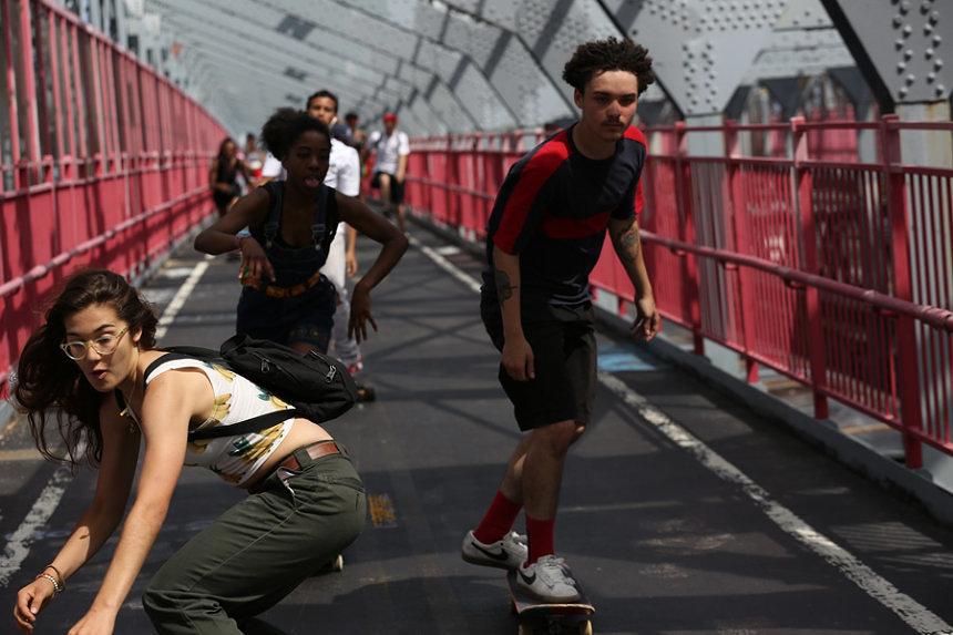 『スケート・キッチン』 ©2017 Skate Girl Film LLC.