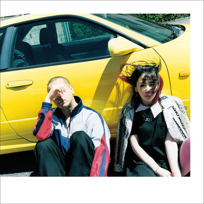 大森靖子『Re: Re: Love 大森靖子feat.峯田和伸』YELLOW盤ジャケット