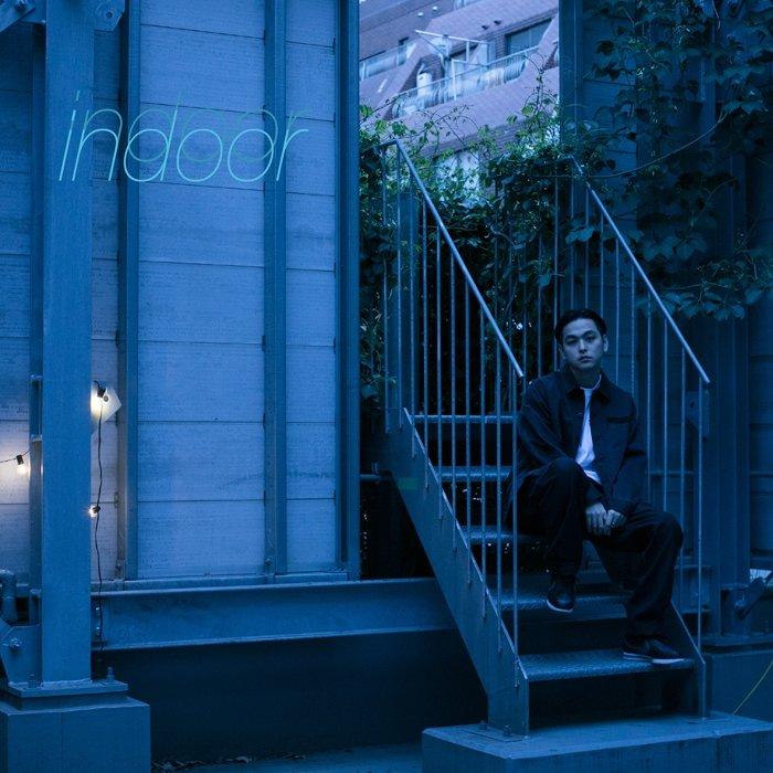in-d『indoor』ジャケット