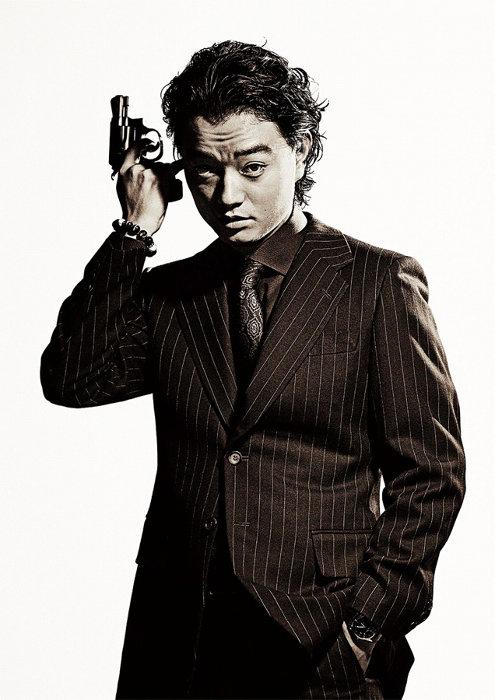 加瀬役の染谷将太 ©2020「初恋」製作委員会