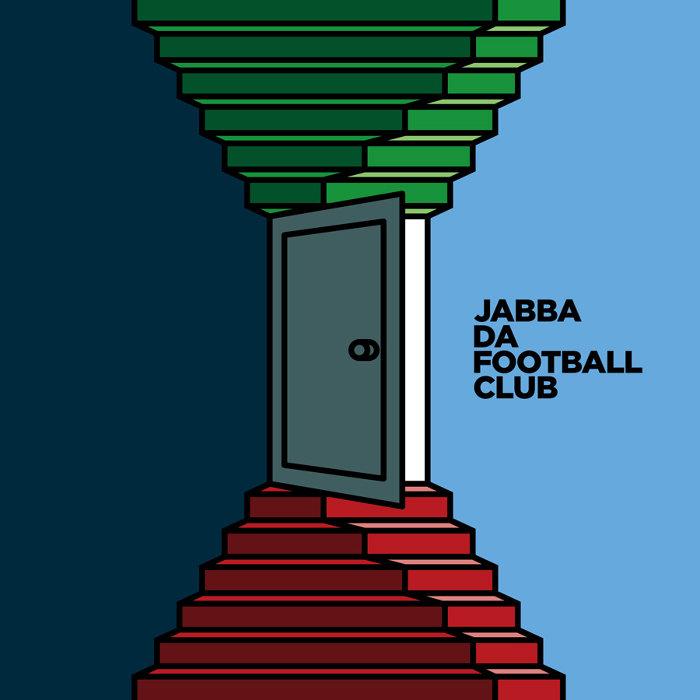 JABBA DA FOOTBALL CLUB『新世界』初回生産限定盤ジャケット