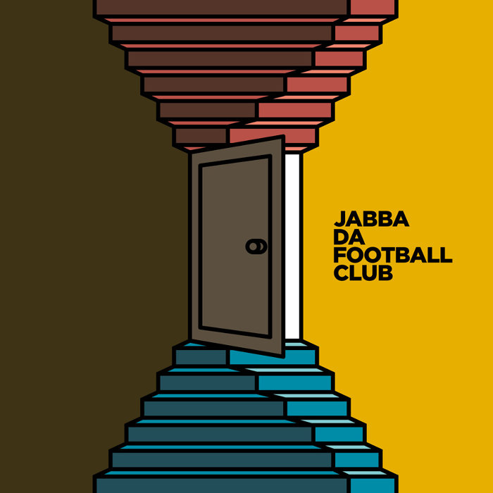 JABBA DA FOOTBALL CLUB『新世界』通常盤ジャケット