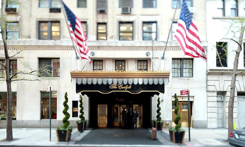 『カーライル ニューヨークが恋したホテル』 ©2018 DOCFILM4THECARLYLE LLC. ALL RIGHTS RESERVED.