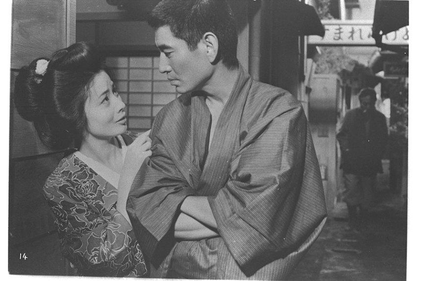 『人生劇場 飛車角と吉良常』 ©東映