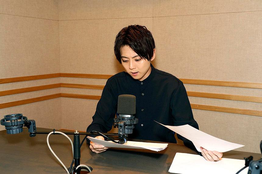 『マンモス展』音声ガイドナビゲーターを務める梶裕貴