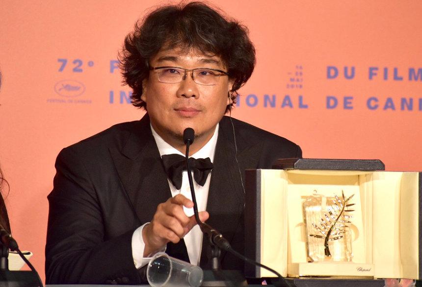 ポン・ジュノ監督『PARASITE』日本公開決定 韓国映画初のカンヌ最高賞 ...