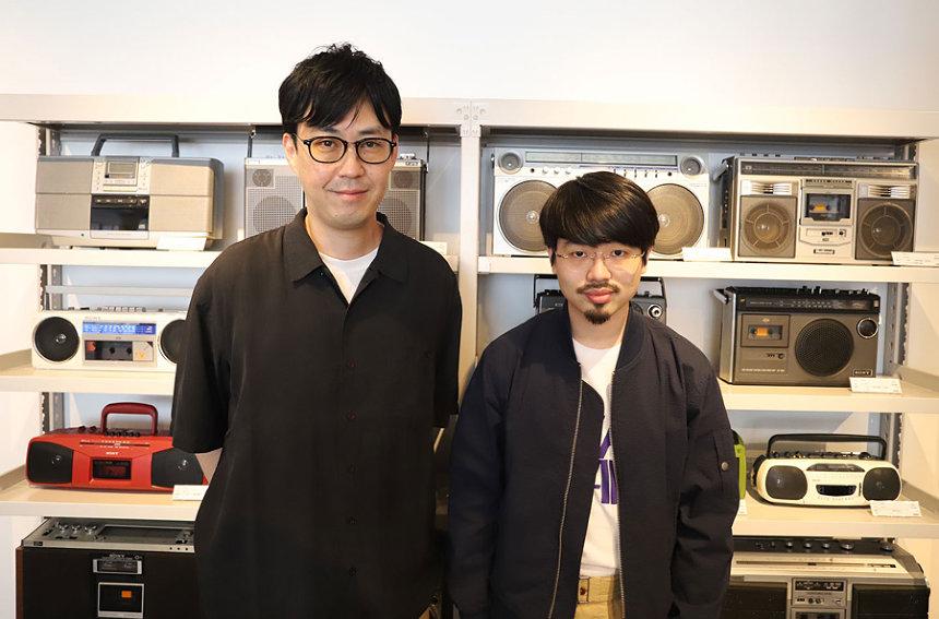 角田太郎とハマ・オカモト