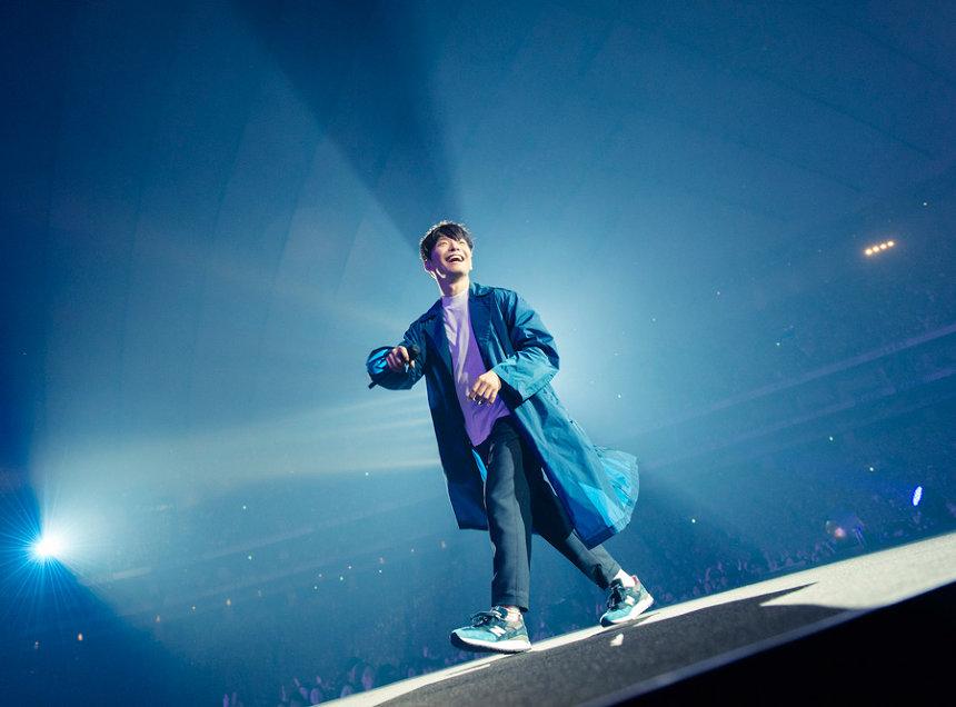 『星野源 DOME TOUR 2019「POP VIRUS」』の模様