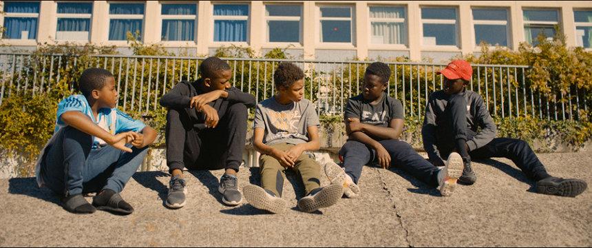 『Les misérables(原題)』 ©RECTANGLE PRODUCTIONS