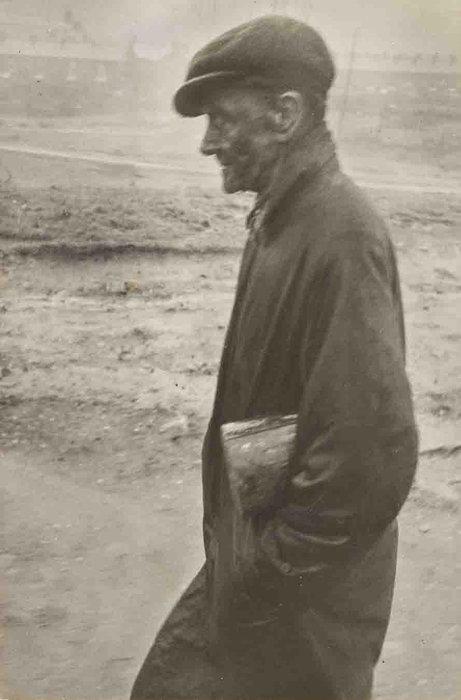 ロバート・フランク 『ベン・ジェームズ、炭坑夫』1953年  Ben James, Miner, 1953 © Robert Frank
