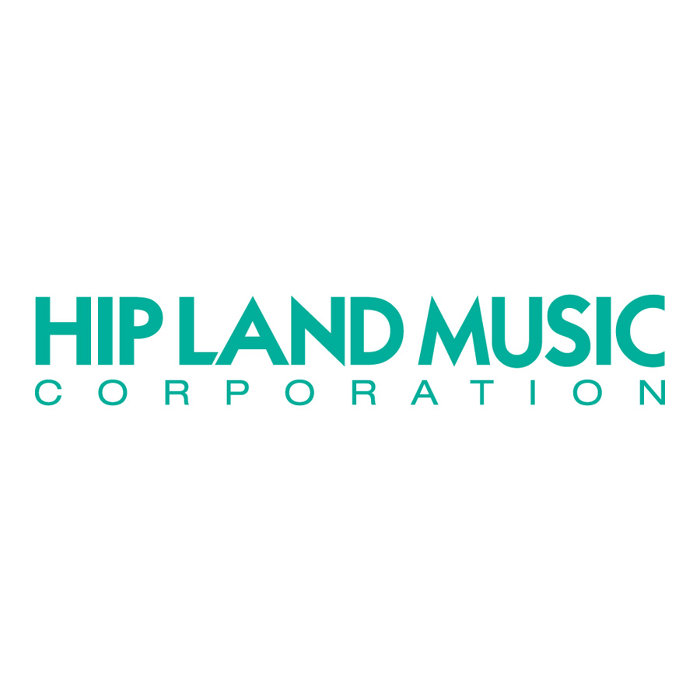 HIP LAND MUSICロゴ