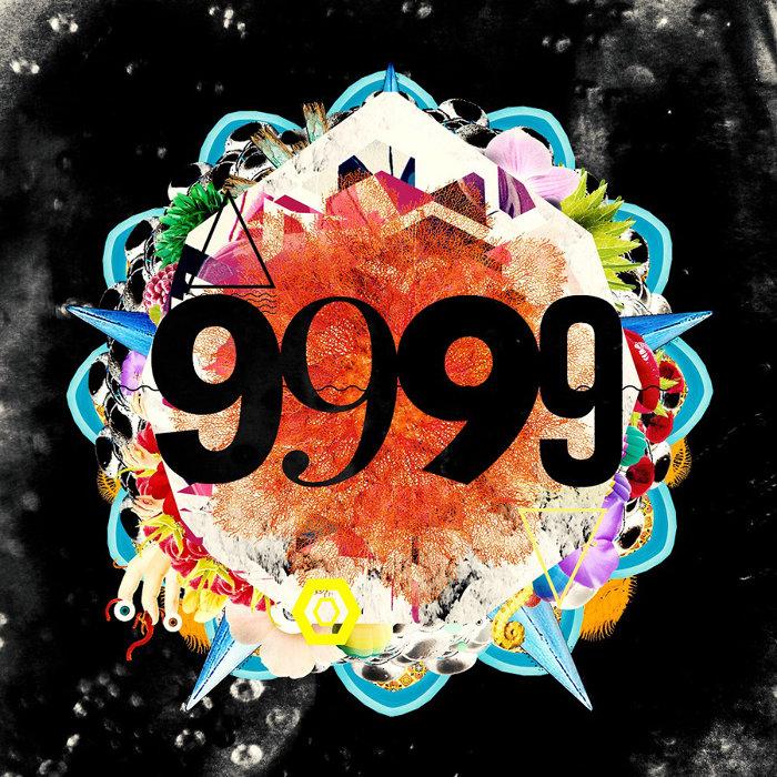 THE YELLOW MONKEY『9999』ジャケット