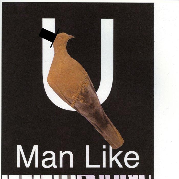 Bon Iver『U (Man Like)』ジャケット