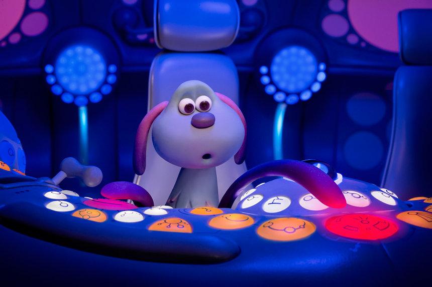 『映画 ひつじのショーン UFOフィーバー!』 ©2019 Aardman Animations Ltd and Studiocanal SAS. All Rights Reserved.