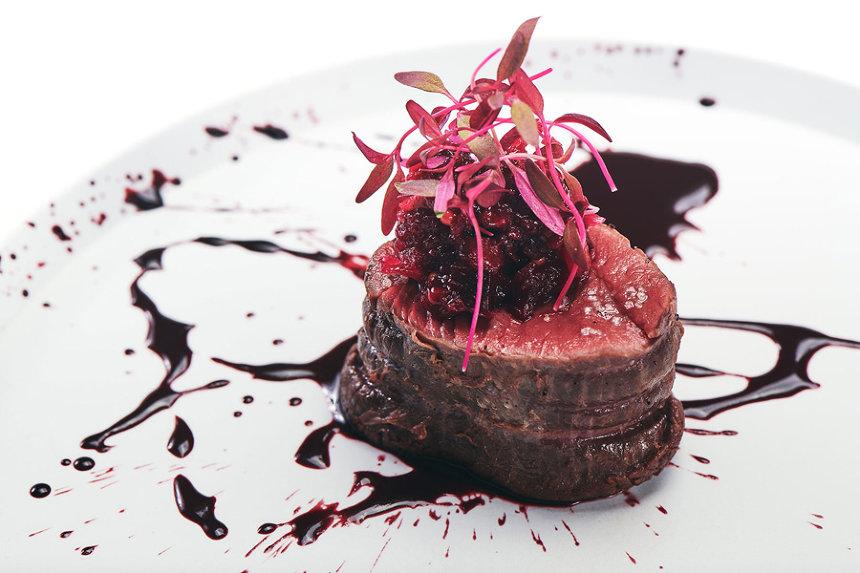 「喰種レストラン」メニュー