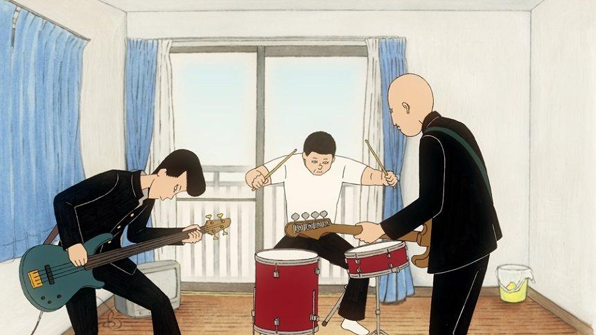 『音楽』 ©大橋裕之・太田出版/ロックンロール・マウンテン