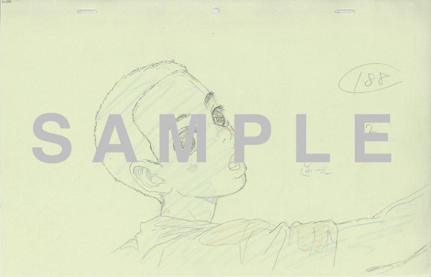 『海獣の子供』原画 ©2019 五十嵐大介・小学館/「海獣の子供」製作委員会