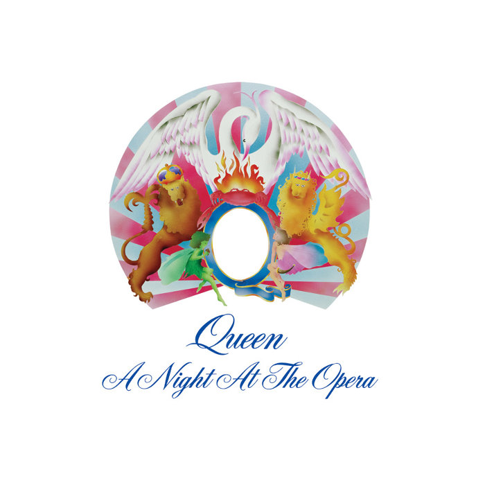Queen『A Night at the Opera』ジャケット