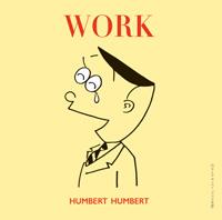 ハンバート ハンバート『WORK』初回限定盤