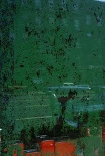 ソール・ライター『窓』1957年、発色現像方式印画 ©Saul Leiter Foundation