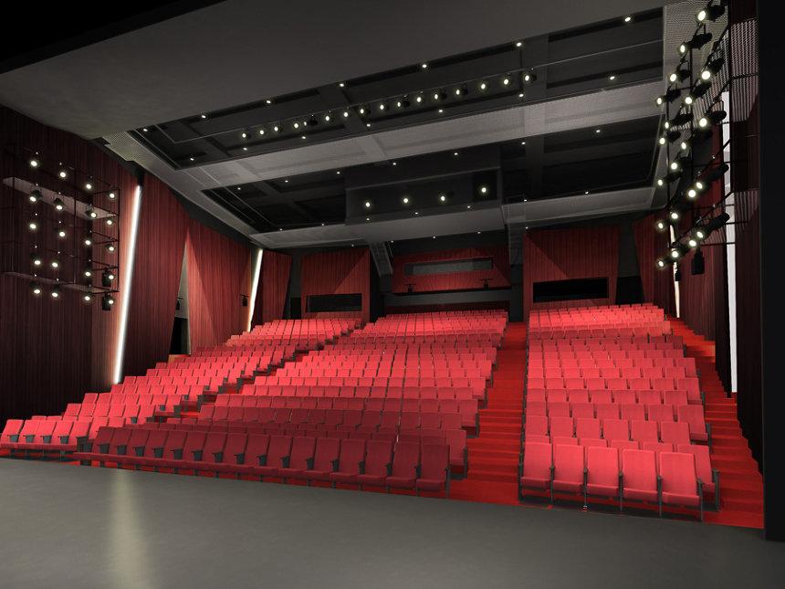 新生PARCO劇場、来年3月に渋谷パルコにオープン こけら落とし公演発表