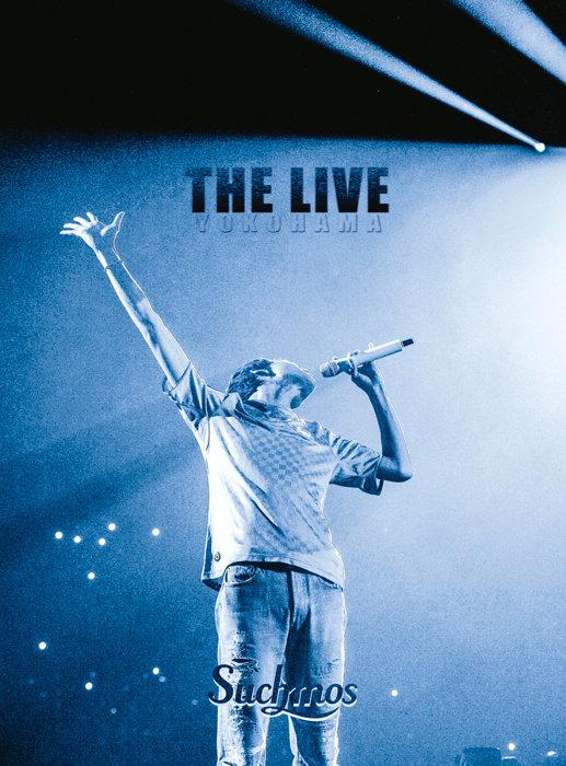 Suchmos『Suchmos THE LIVE YOKOHAMA -2018.11.25 YOKOHAMA ARENA-』ジャケット