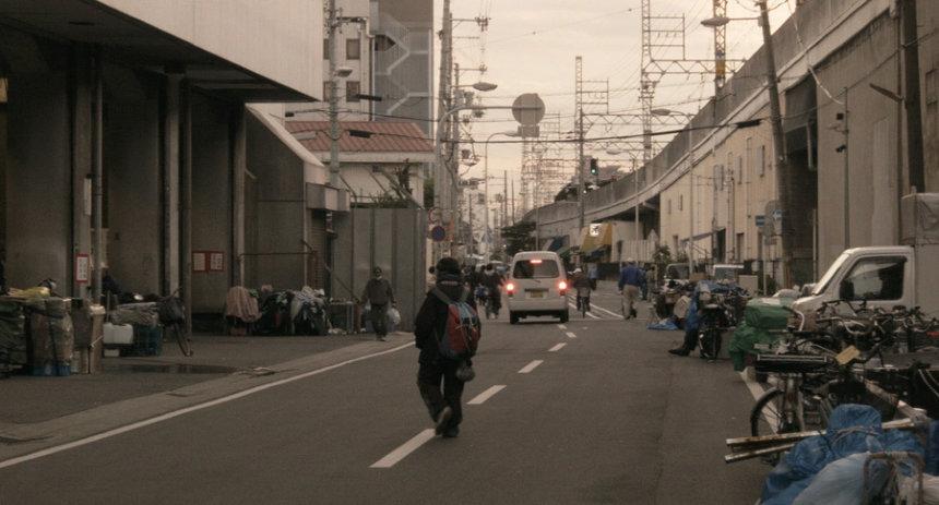 『解放区』 ©2019「解放区」上映委員会