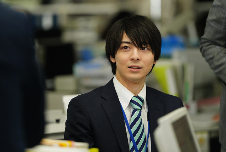 『前田建設ファンタジー営業部』 ©前田建設工業株式会社/Team F