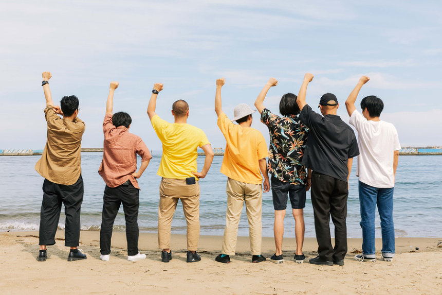 『スペースシャワーTV「ネバヤンとハナコが行く!熱海・癒しの旅 ~never young beach SPECIAL~」』