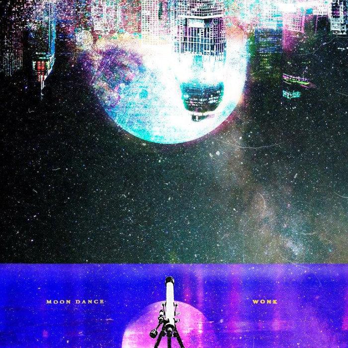 WONK『MOON DANCE TOUR』ジャケット