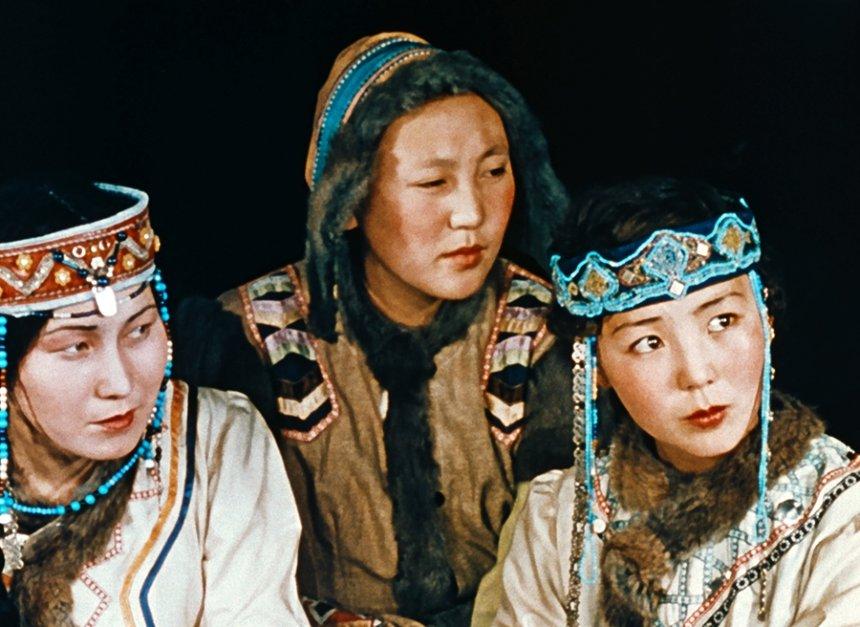『シベリアからの手紙』©1957 Argos Films