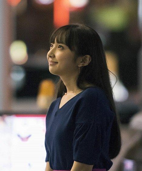 ミズキ役を演じる小宮有紗 ©「サ道」製作委員会