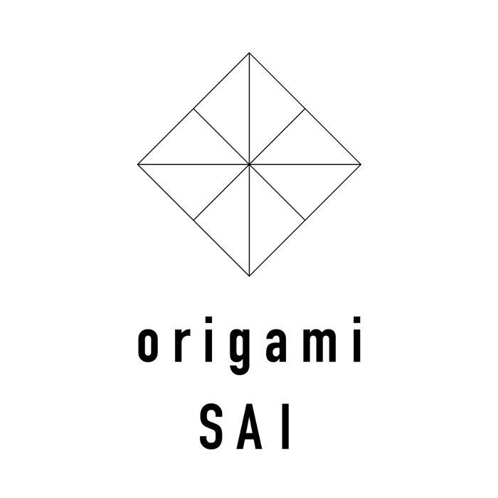 『origami SAI』ロゴ