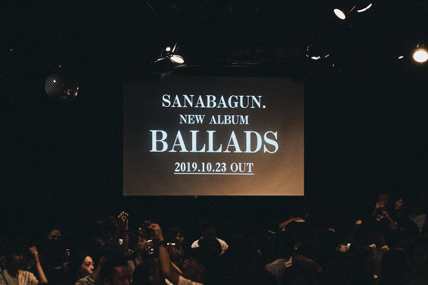 SANABAGUN.『2013-2018 White Black』より(Photo by 川崎龍弥)
