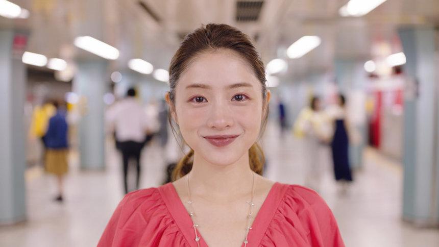 「Find my Tokyo.」新CM「荻窪_ハーモニーがたくさん生まれる街」篇より