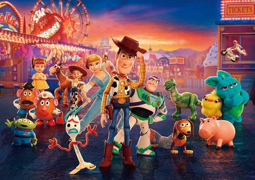 『トイ・ストーリー4』 ©2019 Disney/Pixar. All Rights Reserved.