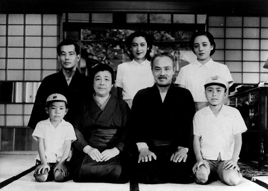 『麦秋』 ©1951 松竹株式会社