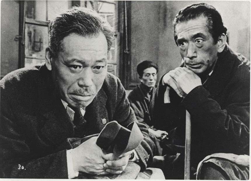 『生きる』 ©1952 TOHO CO.,LTD.