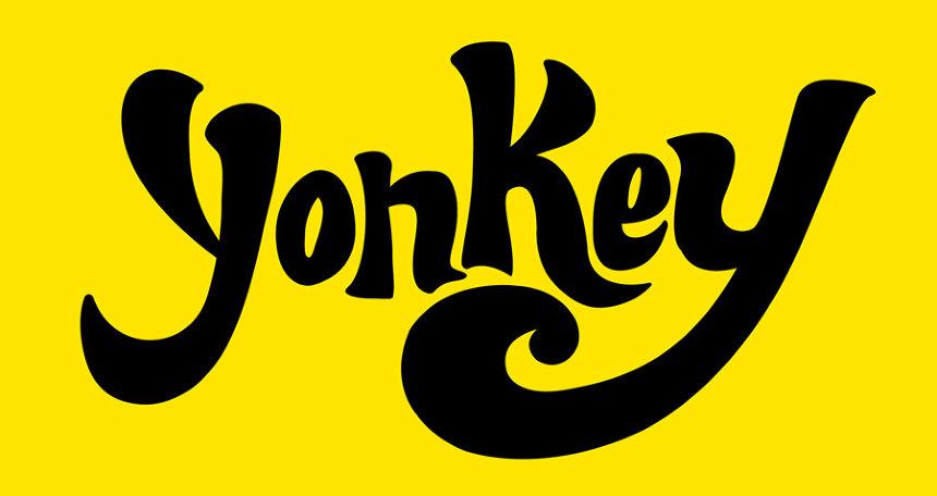 yonkeyロゴ
