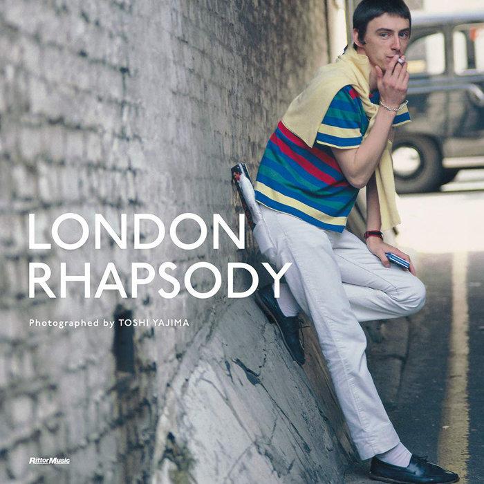 『LONDON RHAPSODY』表紙