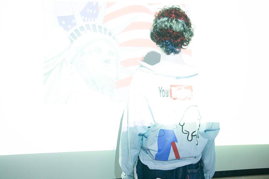『AMERICA』イメージビジュアル