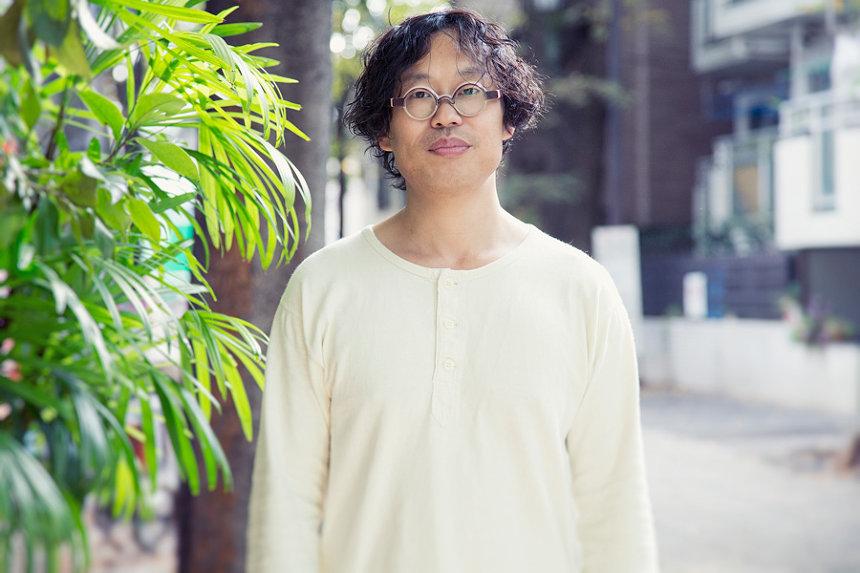 岡田利規 ©宇壽山貴久子
