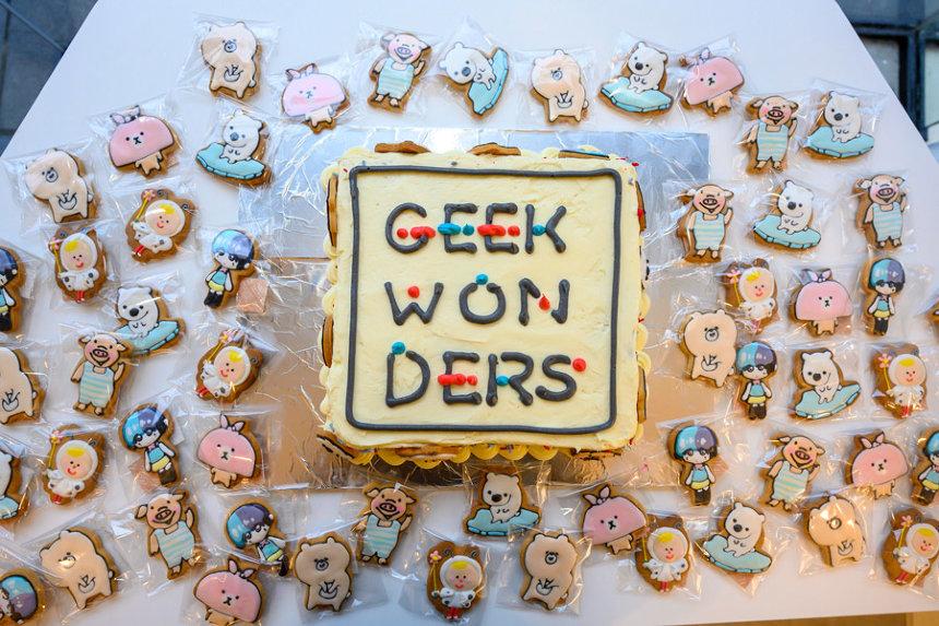 「GEEK WONDERS」のローンチイベントの様子