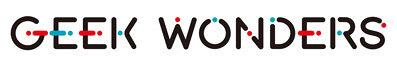 「GEEK WONDERS」ロゴ