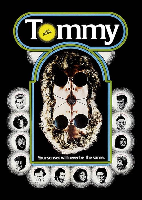 『トミー』ビジュアル