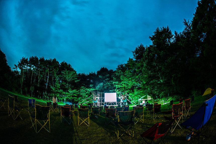 『第5回 富士 湖畔の映画祭 2018』の模様