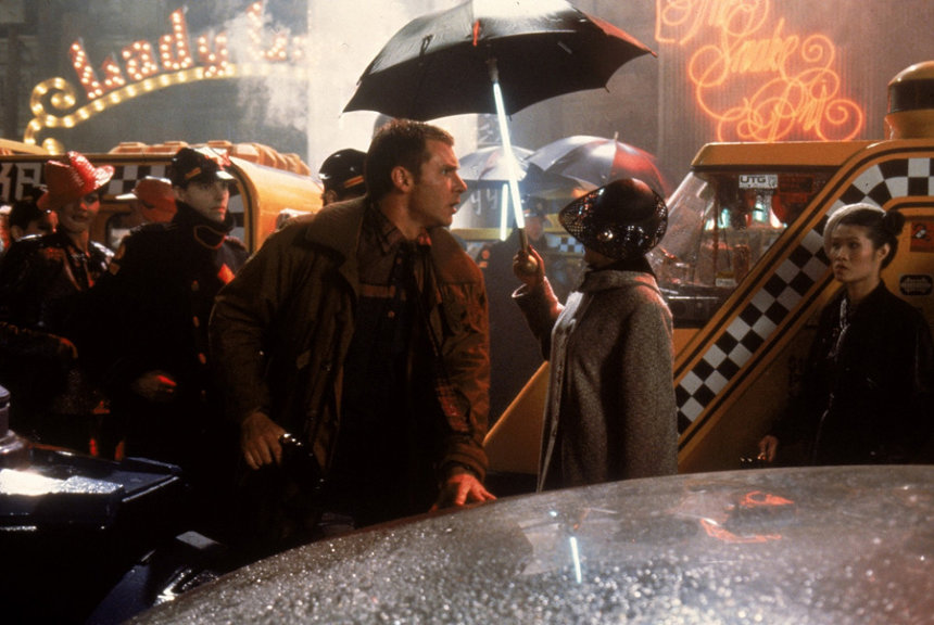 『ブレードランナー ファイナル・カット』 Blade Runner: The Final Cut ©2007 Warner Bros. Entertainment Inc. All rights reserved.