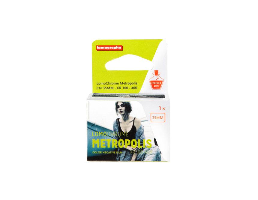 「ロモクローム メトロポリス」35mmイメージビジュアル