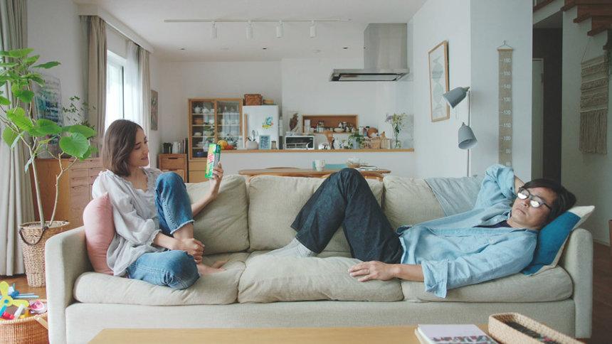 プリッツ新テレビCM「夢中時間 デビュー」篇