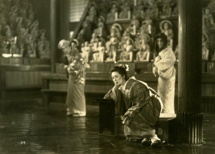 『西鶴一代女』
